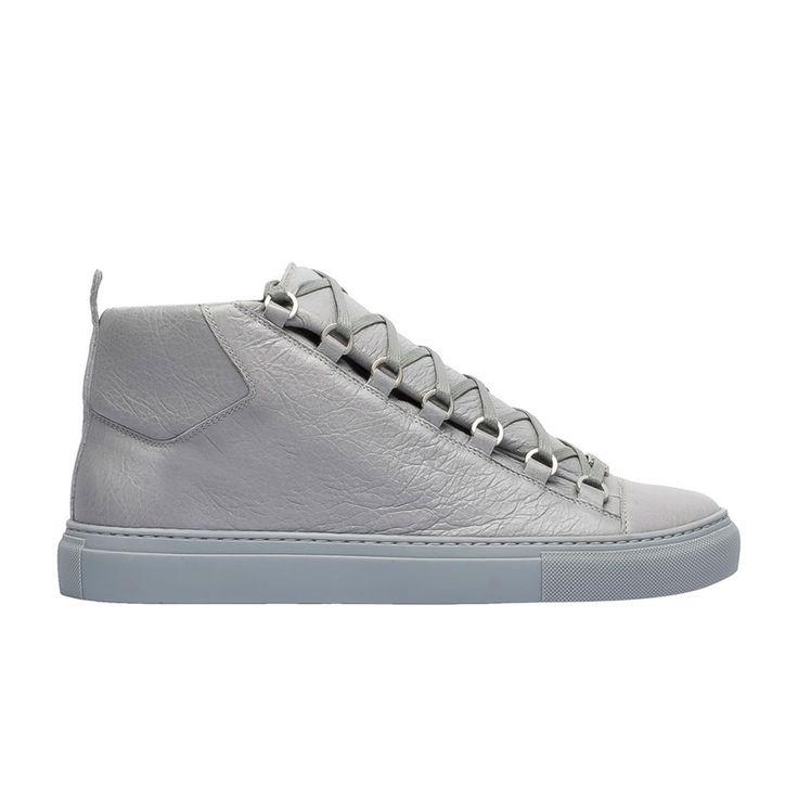 Balenciaga Sneakers Ayakkabı Grey - 5 #Balenciaga #BalenciagaSneakers #Ayakkabı