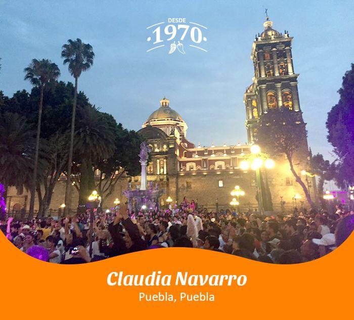 Puebla, Puebla por Claudia Navarro.