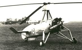Avro Rota - autogyro (Royal Air Force)
