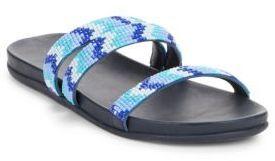 Kenneth Cole REACTION Slim Shotz Beaded Sandals