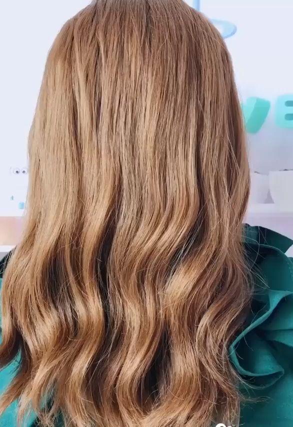 Hair styling for soft curly hair #curlygrayhair #permedbobhairstyles #straighthairfall #loosedeepwavewig #bodywaveforhair #deepwavemiddlepartquickweave