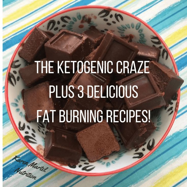A Taste of the Ketogenic Craze - Karen Martel Nutrition