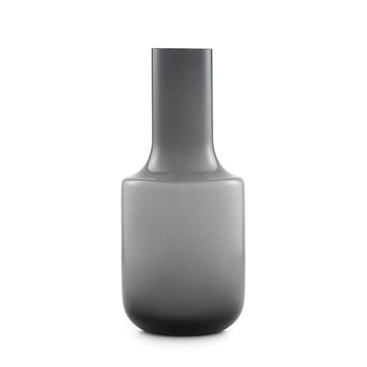 top3 by design - Normann Copenhagen - still vase 27cm grey