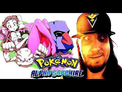 Będzie Wpierdol z Pokemon Alpha Saphire part 06 Rozwałka Roxanne pierwsz...
