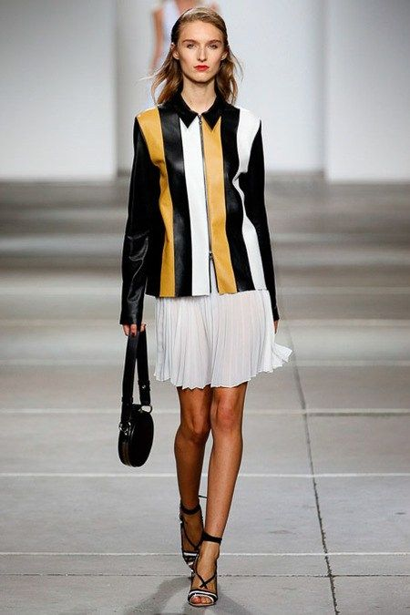 Topshop Unique - Spring/Summer 2015 Ready-To-Wear - London Fashion Week