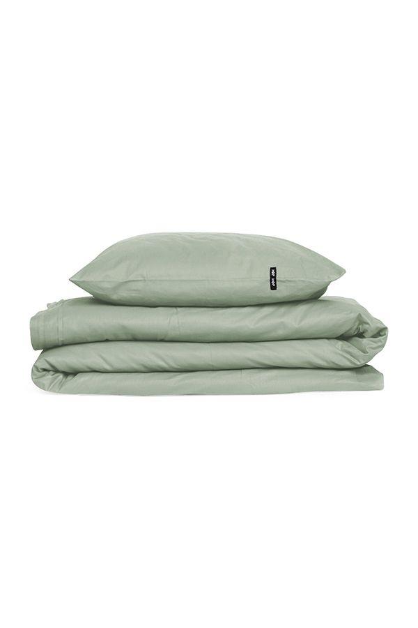 Bettwasche Pur Grun Bettwasche Bett Und Bettbezug