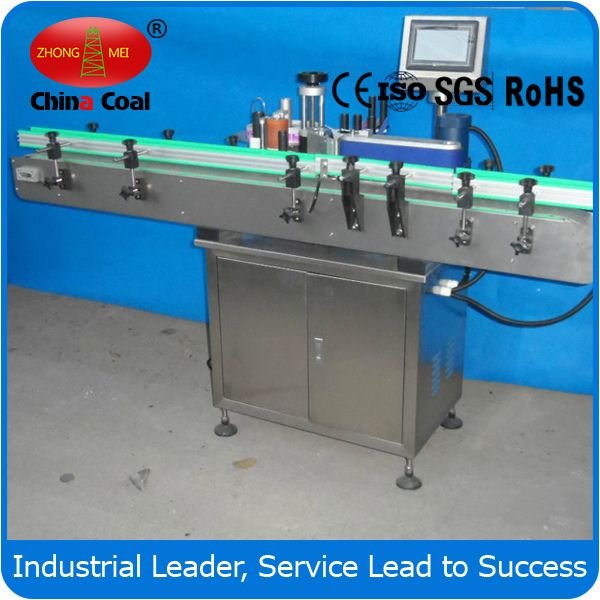 chinacoal03 Shrink Sleeve Labeling Machine  hot shrink PVC labeling machine,  shrink sleeve labeling machine,  labeling machine  1.Capacity:9000BPH 2.Full automatic 3.PLC control 4.Easy operate Specifications This hot shrink PVC labeling machine adopts advanced technology,to cover the label on the bottle and hot shrinking to fix on it.