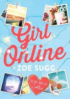 Book-o-Craze: REVIEW: Girl Online by Zoe Sugg