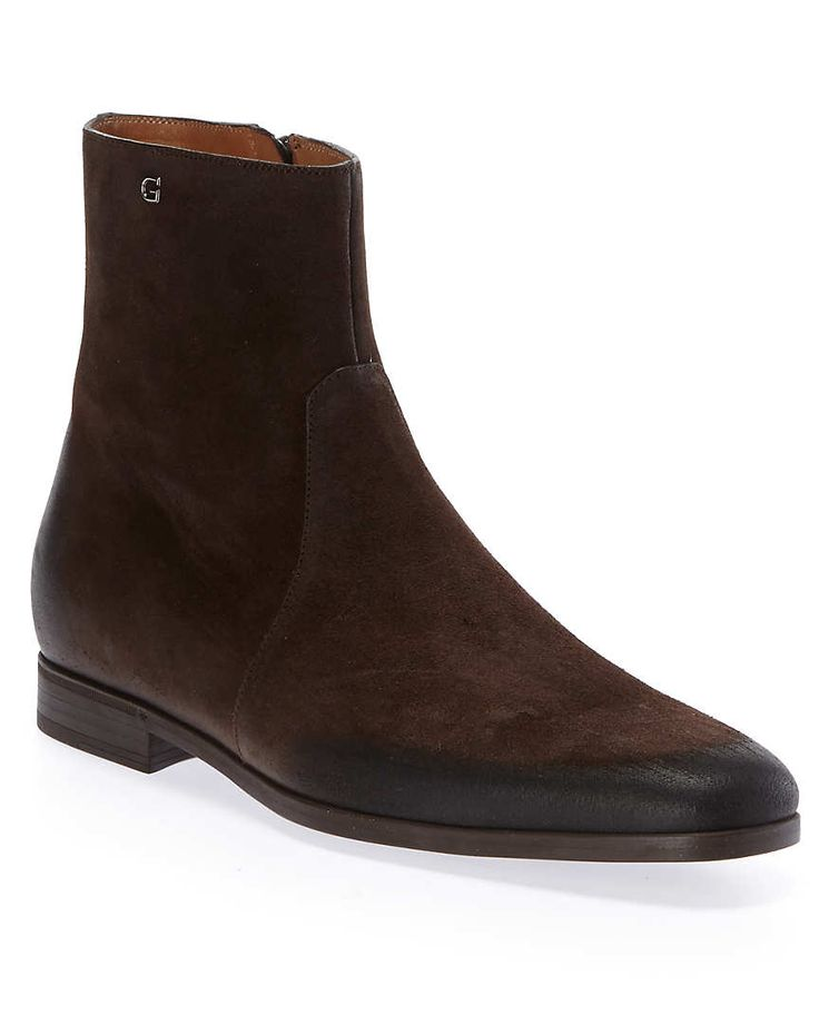 Gucci Men's Suede Boot  #Boot # #