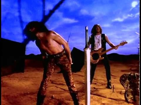 Screaming Jets - Better (1991). In my top 20 all time favs.