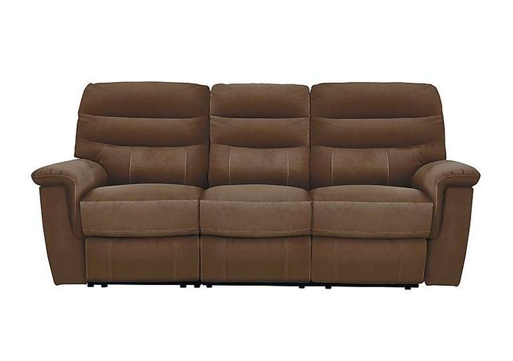 Furniture Village Relax Station Serenity 3 Seater Fabric Recliner Contemporary 3 seater fabric sofa takes comfort to the next level With stylish horizontal lines, roomy seats and curved armrests Fixed seat or with manual or power recliners ]]> http://www.MightGet.com/march-2017-1/furniture-village-relax-station-serenity-3-seater-fabric-recliner.asp