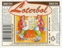 Label van Loterbol Bruin