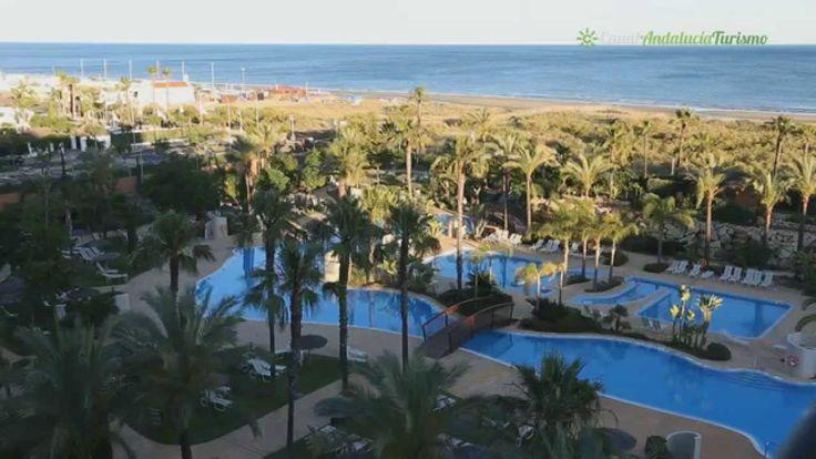 Grand Hotel Puerto Antilla en Islantilla, Huelva