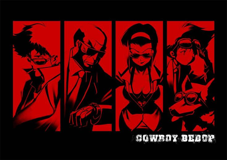 Cowboy Bebop Wallpaper HD All Red Cowboy Bebop Wallpaper