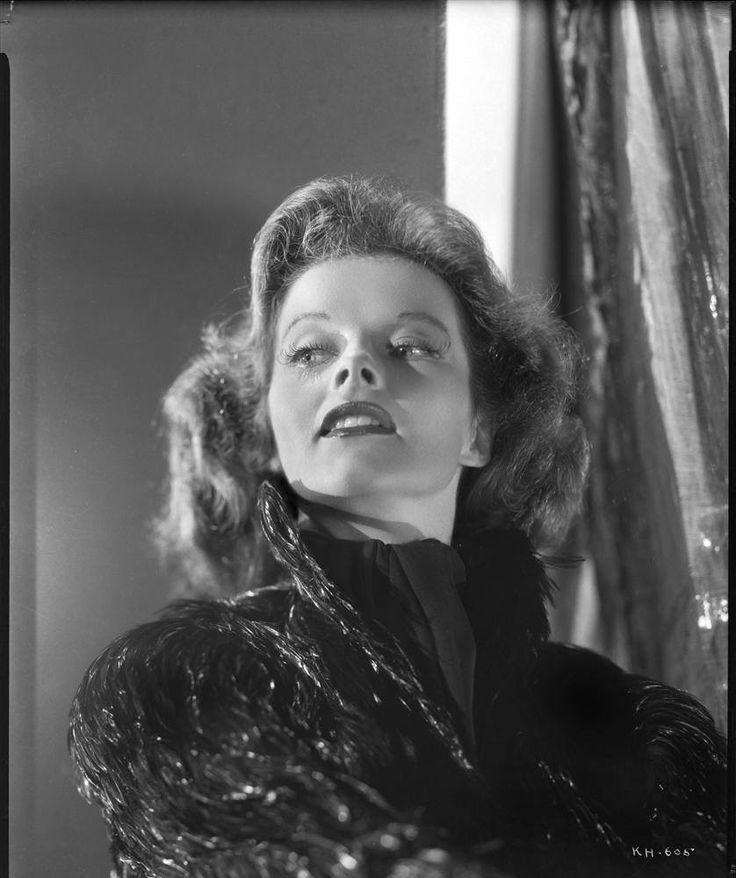 Katharine Hepburn, 1934, in a photo by Ernest Bachrach