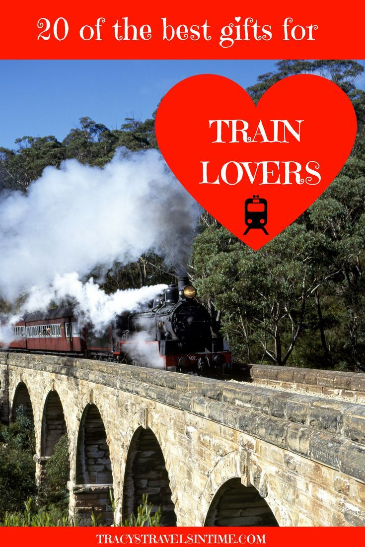 Ultimate Gift Guide Top 20 Gifts For Train Lovers Of All Ages Europe Train Travel Train Travel Train