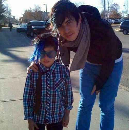 Josh Ramsay and little josh ramsay, so cute!!:) ♥