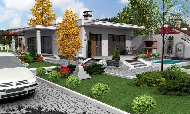 Detaliu proiect de casa - Casa PARTER CP 011   Proiecte case, proiecte de case, proiecte vile, proiecte de casa, planuri case, planuri de case, planuri casa, house project, residential projects, interioare, amenajari