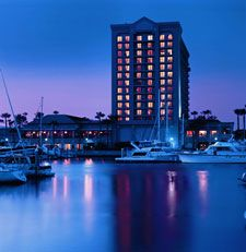 Sleep soundly in your home away from home, on the water's edge, at The Ritz-Carlton, Marina del Rey.