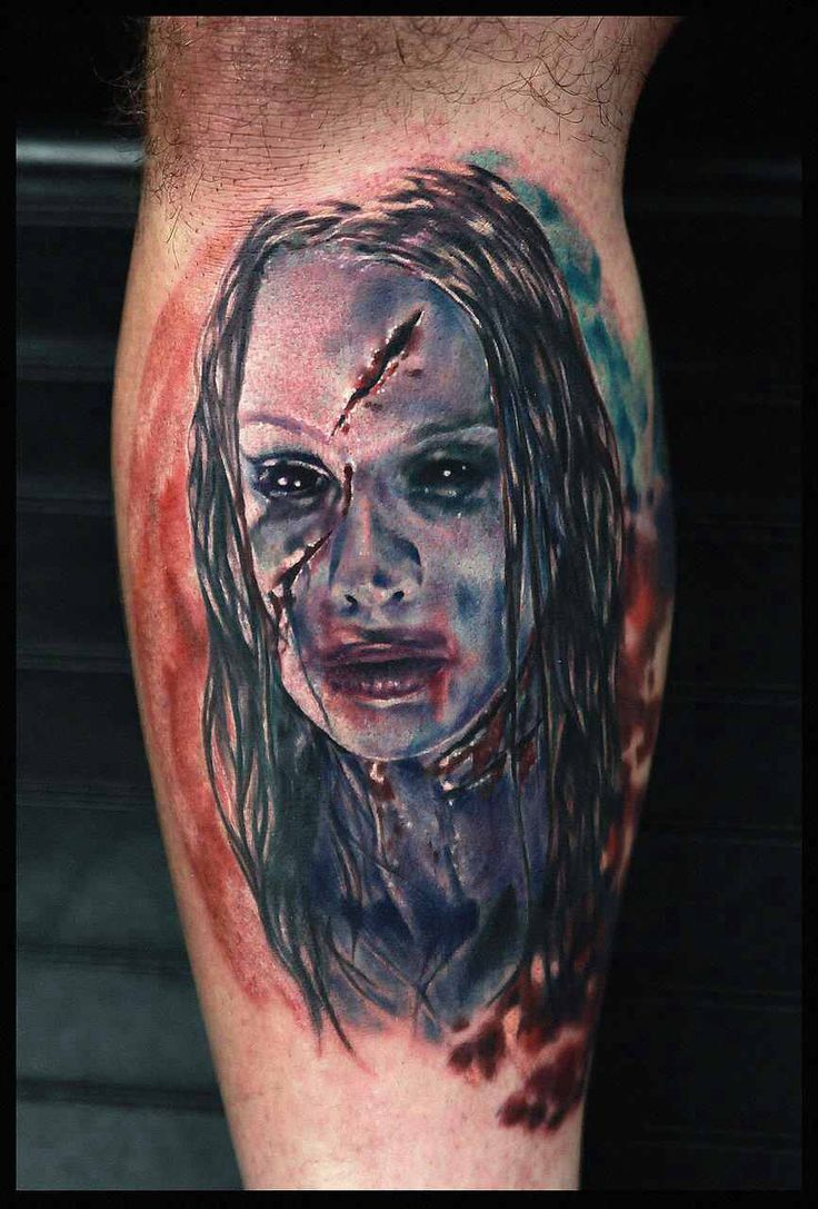 Tattoo of the princes from 13 Ghost | Tattoos I like ...