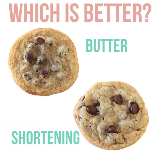 Butter vs Shortening which is BETTER? The exact ...
