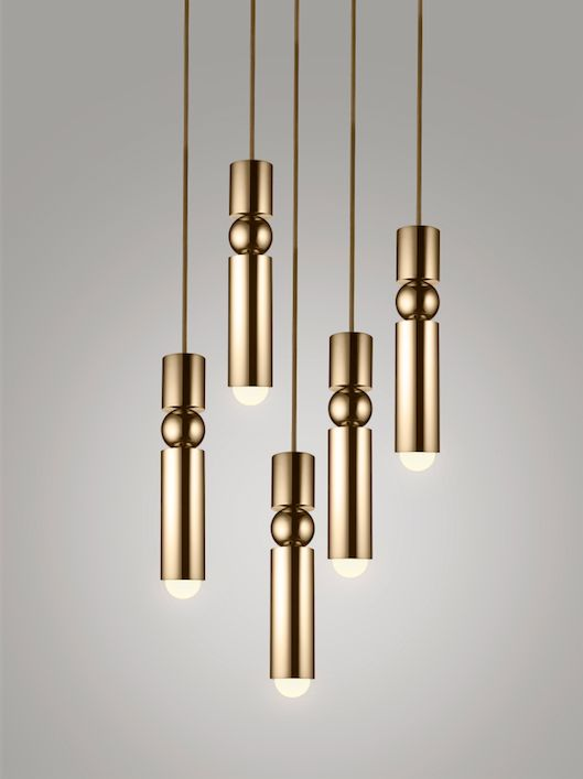 Fulcrum Light Brass | #LeeBroom