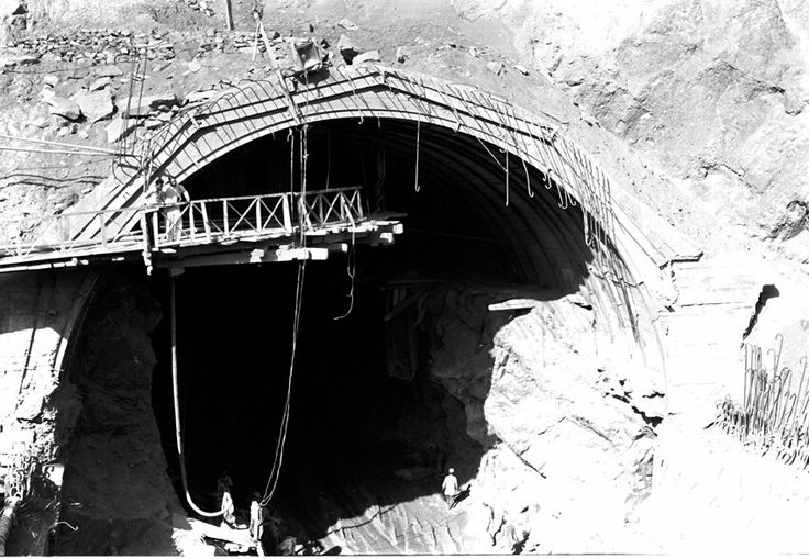 1950s : Construction of  Bhakra Nangal Dam on River #Satluj   #IndusWaterTreaty #Review
