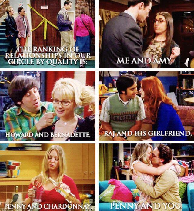 The Big Bang Theory - Penny & Chardonnay :P