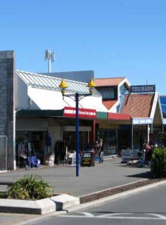 Brighton Mall, The Barn, New Brighton, Christchurch, New Zealand