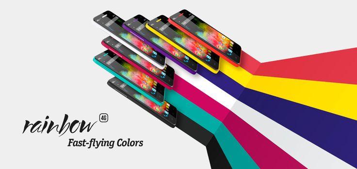 #Wiko Rainbow #4G - Nouveau #smartphone écran IPS 5 pouces à 159 euros seulement !   Jean-Marie Gall.com #mobile