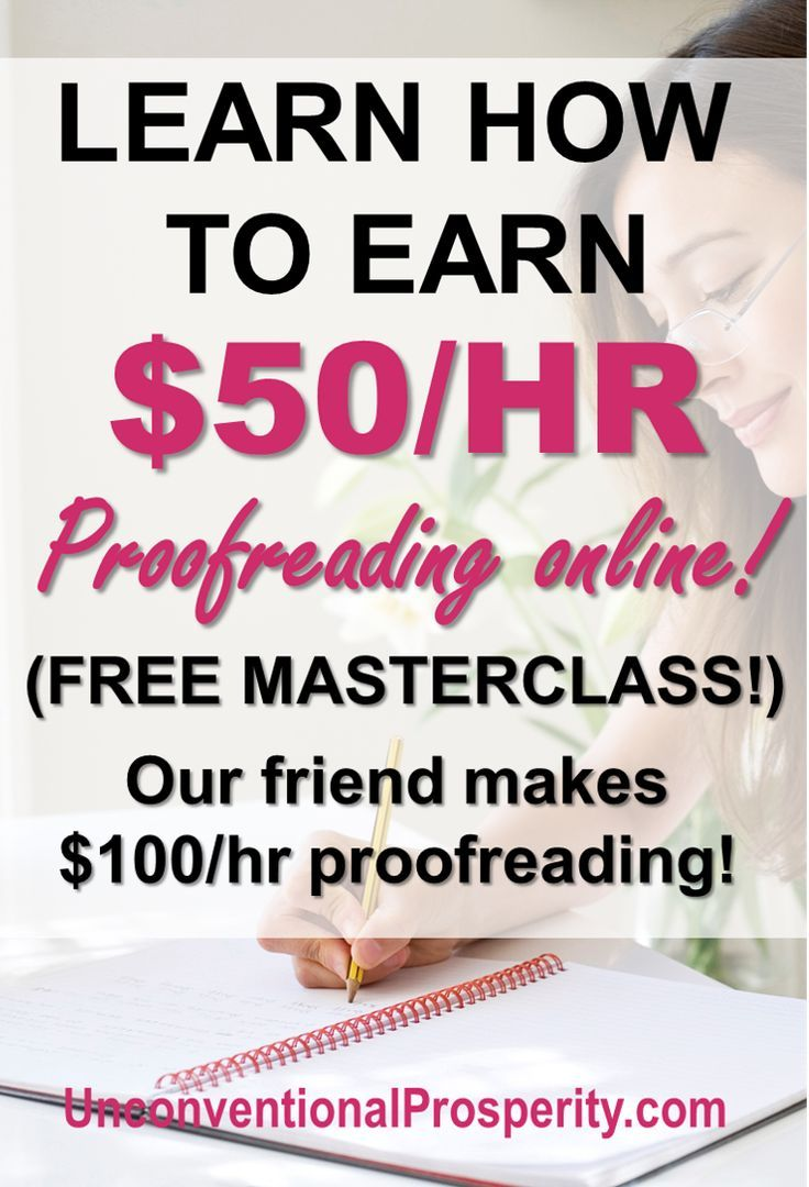 Is Proofread Anywhere Legit? Earn $50 per hour proofreading – More Money Hacks