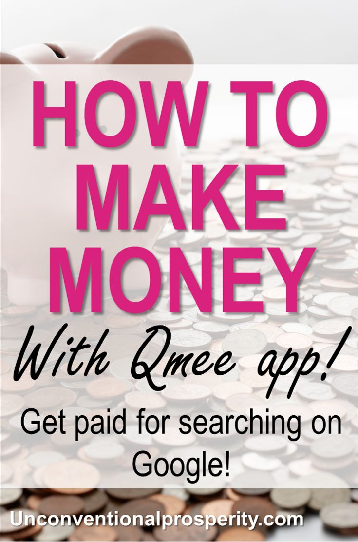 How to make money searching Google using Qmee App! – Making Extra Money from Home