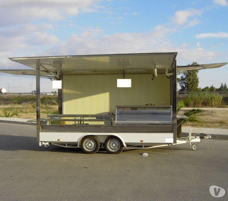 trailer lanche Loja Camping Cascavel, Paraná - Motorhome a venda no Vivalocal.