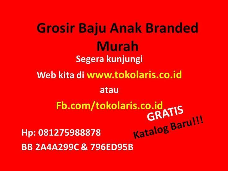 0812 7598 8878 | grosir baju anak branded di pekanbaru |  grosir baju an...