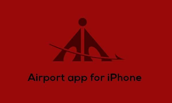 Download Airport app for iPhone | Airports Authority of India for iOS