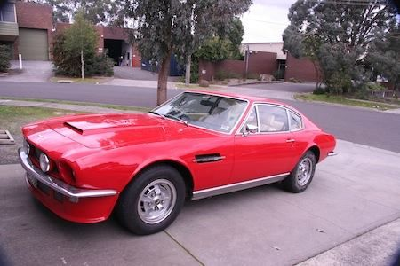 Check out this 1973 Aston Martin DBS V8 Series 2 with 5 Speed Manual ZF gearbox. This Aston Martin DBS V8 needed its Mechanical Injection Pump / Fuel Distributor serviced. This needs to be done in Germany at turn around cost of $8500.00. Next we made fuel rail mounting plates that bolted directly under original vacuum rails to provide a very solid base for the fuel rails.