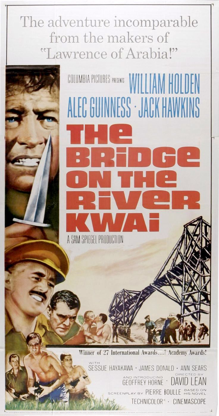 The Bridge on the River Kwai (1957), reM