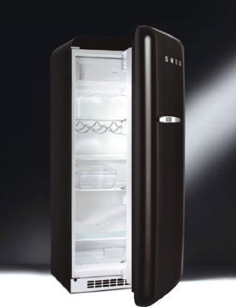 Refrigerador Retro De Los 50s Smeg 9.22 Fab28ux Pies Rm4