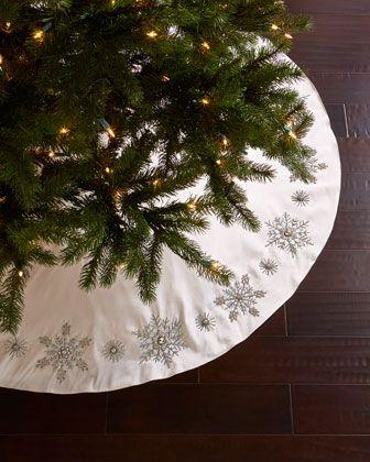 Elegant Christmas Stocking