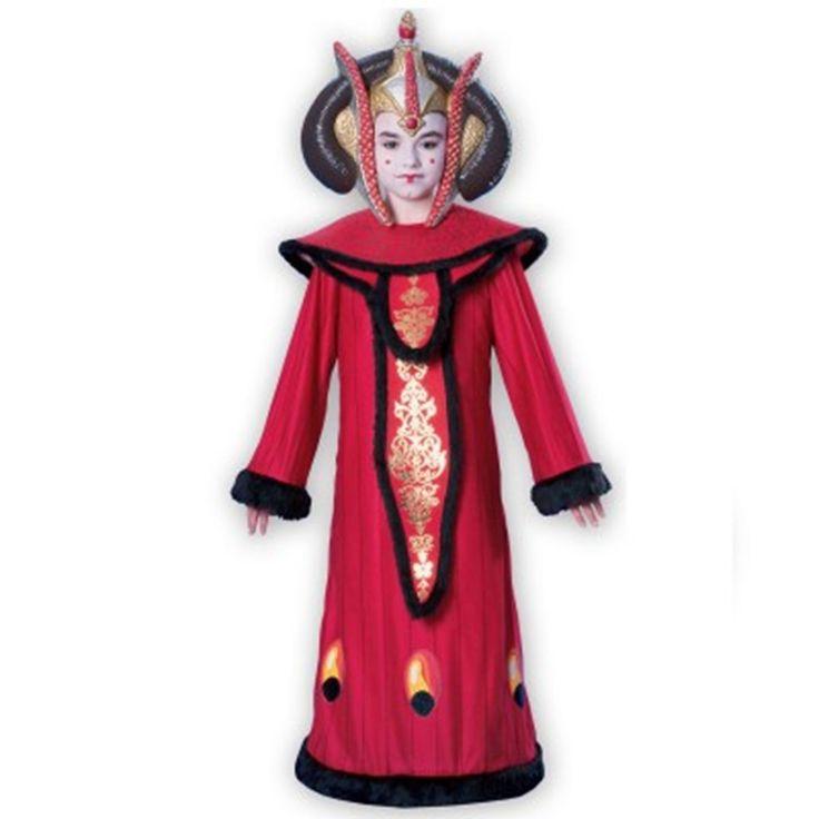 Déguisement Star Wars : Reine Amidala : 5/7 ans