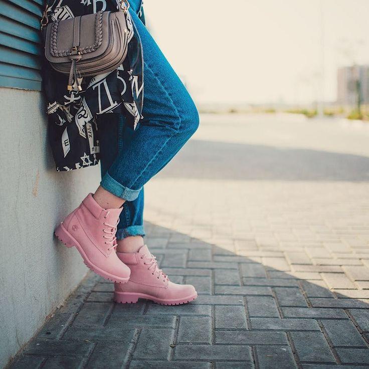 New On The Blog  @burstparty #timberland @timberland_me @dune_london #timbs #pink #boots #fashion #fashionblogger #wiwt #sotd #shoesoftheday #ootd #picoftheday #dubai #mydubai #london #Australia #newyork #camden #canada #lifestyleblogger #blogger #bloggers #dubaifashionblogger #travel #travelblogger #dune #urbanoutfitters #vintage by kate4dubai