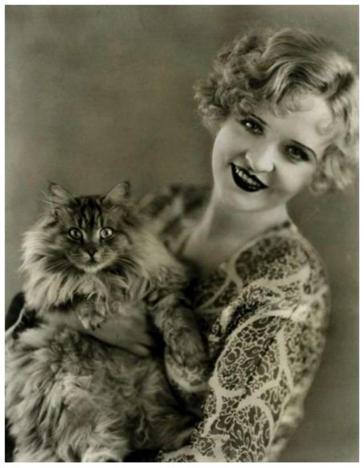 Phyllis HAVER '20-30-40-60 (6 Janvier 1899 - 19 Novembre 1960)was an American actress of the silent film era.She was born Phyllis Haver in Douglass, Kansas. When she was young, her family moved to Los Angeles, California, then a city of less than half a million people. Haver attended Los Angeles Polytechnic High. After graduating, she played piano to accompany the new silent films in local theaters.Have retired in Sharon, Connecticut. She died at age 61 from an overdose of barbiturates in…