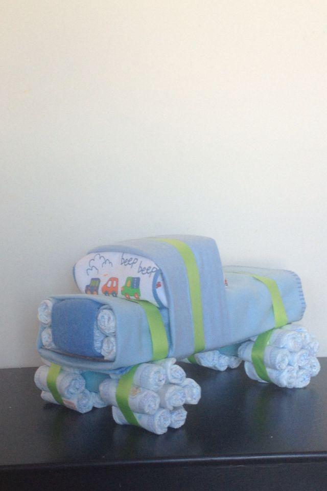 diaper cakes! Available at www.facebook.com/SassAndClassBoutiqueOttawa