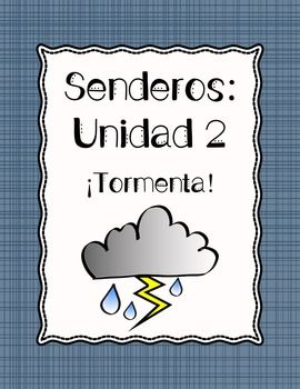 "This packet is full of fun supplemental activities to use with your Unit 1: Lesson 2 of Senderos.This packet includes:-8 worksheets for practicing slabas abiertas con s y t (sa, se, so, ta, te, to)-2 understanding characters graphic organizers-2 ""de vs del"" worksheets-2 caption writing activities-1 writing activity-5 finger rule poster-Noun review-Four-Square Map organizerAnswer keys included"