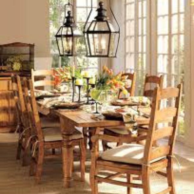 Kitchen Lighting Fixture Sets: 2 Light Fixtures Over Table- My Solve For An Off Center