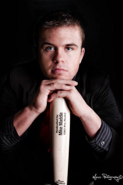 Senior picture idea?? baseball
