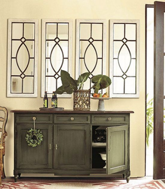 17 best ideas about mirror collage on pinterest mirror - Interior designer discount pottery barn ...