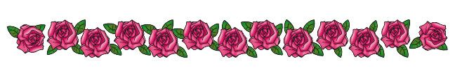 PINK ROSE Arm Band Temporary Tattoo 1.5x9 | Body Candy Body Jewelry