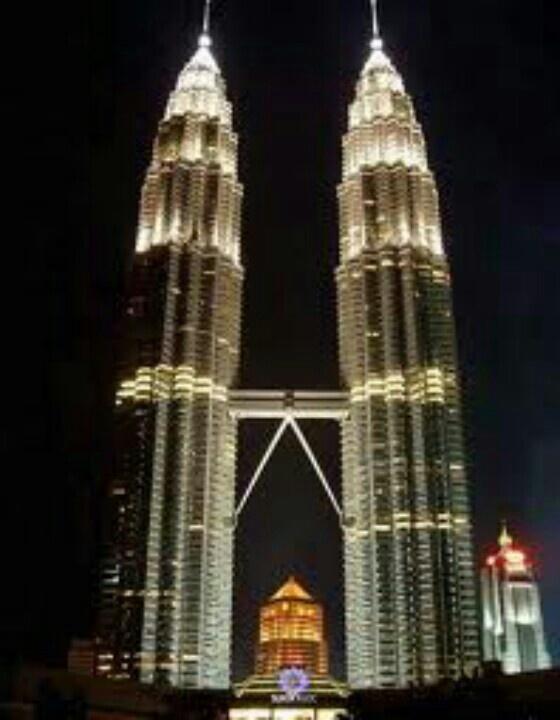 Petronas TwinTower, Malaysia