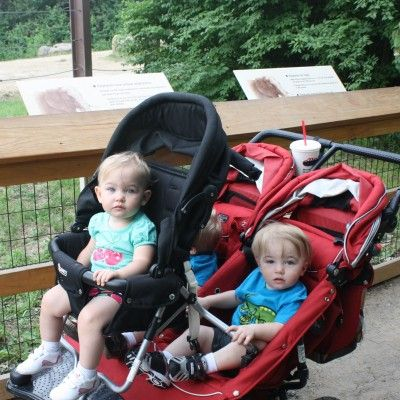 Triplet Stroller Review. Valco Tri-Mode Twin with Joey ...